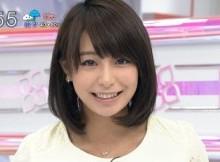 【エロすぎ注意】朝からGカップ宇垣美里アナに興奮してるやつwwww
