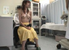 【衝撃の流出画像】ドスケベ内科医が盗撮した診察室の様子が盛大に流出してフル勃起!