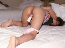 不覚にも大人の玩具の魅力に取り憑かれオナニーがやめられなくなった女の画像がエロすぎるwww