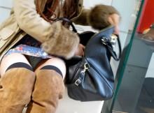 【フェチ画像】美脚ギャルのミニスカブーツってなんか独特のエロさがあるよね?www