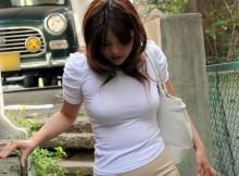 ヌードよりエロい着衣巨乳ってあるじゃん?これはぜってーそのタイプの着衣巨乳だなwww