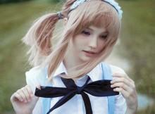 天使かよ…マジで可愛い白人ロリ少女の非エロ画像