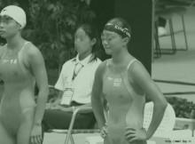 赤外線カメラを持ってスポーツ観戦した結果www女子アスリートの恥ずかしい部分が透け透けwww