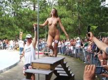 海外で行われた「ミス全裸コンテスト」の模様がこちらですwwww(画像14枚)