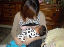 子育て中ママのエロ画像www産後のおっぱいがエロいぜぇwww