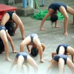 【ロ●コン判定】健全なオマイラならスクール水着の女子児童で勃起なんてしないよな?www