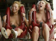 いい大人が遊園地でなにやってんだよwww遊園地で裸になる変態が意外と多い件wwww
