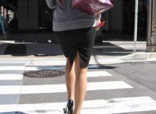 【タイトスカートエロ画像】ちょwwパッツンパツンッ!尻の大きなOLのおねーさんのタイトスカートがやべぇwww