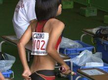 なんちゅーエロい肉体…女子陸上選手のユニホーム姿が舐めたすぎるwww