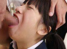 【イラマチオエロ画像】チンポを喉奥まで突っ込まれぐちゃぐちゃになったフェラ顔が興奮するwww