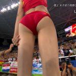 【女子陸上エロ画像】エロ目線で見るなっ!!って言われても無理ぃwww勃起しそうになる女子陸上www