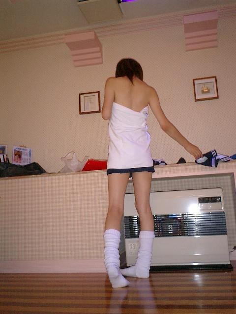 【JK援交エロ画像】これがジャパニーズ売春婦かよwww僅かな小遣い目当てにエッチする女子高生www その7