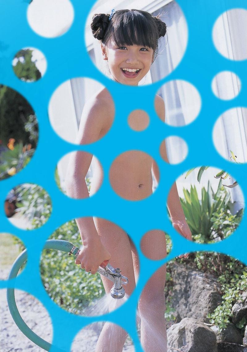 【水玉コラエロ画像】こんな画像作ろうとした発想がアウトwwwジュニアアイドルの水玉コラがヤバ過ぎるwww その15