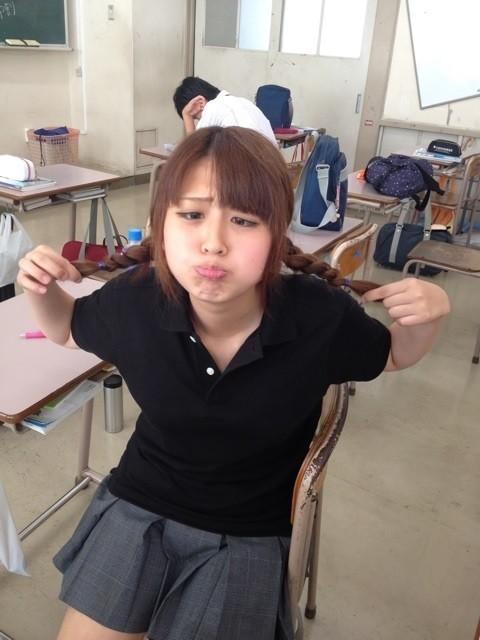 【JKおふざけエロ画像】若さ溢れる現役女子高生のインスタ画像…絶対こいつらビッチになるやろwwww その14