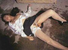 【レイプエロ画像】これが本物のヤリ捨て女wwwレ●プ被害に遭った女の事後がアウト過ぎるwwww(15枚)