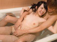 初詣で冷えた身体は彼女と一緒にお風呂で暖めよう!イチャラブ入浴画像が羨ましすぎるwww