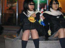 【JKパンチラエロ画像】HDDの女子高生パンチラフォルダ漁ってたらいろいろ出てきたんで晒してみるwww