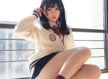 めちゃくちゃエッチなふとももの女子高生が中国で発見される