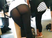 【尻フェチエロ画像】女の子のいやらしいヒップラインくっきり!ピタピタのレギンズがエロすぎる尻フェチエロ画像