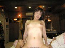 おばさんなのにアグレッシブ!尋常じゃなく下品で淫猥な性行為を撮ったスケベな素人のハメ撮り画像