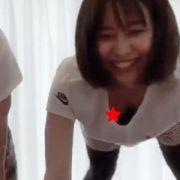 久冨慶子(31)、お●ぱいモロ見え胸チラ激エ□ハプニングwww
