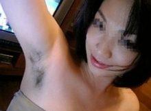 女の子なのに…もさ~っとはえた腋毛がたまらない!フェチな人にはたまらない素人娘の腋毛エロ画像