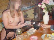 ガチでカオス…これがハプニングバーの実態!客同士で乱交セックスに発展することもあるハプニングバーエロ画像