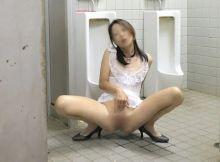 エロ画像ワード検索[ 素人+公衆トイレ ] ・・・の結果